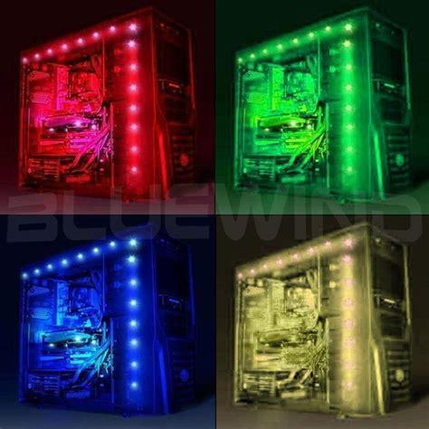 adhesive led lighting kit 8 best bonlux led hdtv usb rgb backlight light kit