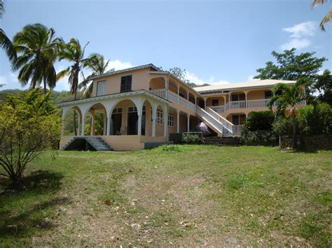 6 bedroom homes for sale 6 bedroom home for sale in castle comfort dominica at