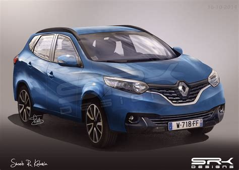 renault kadjar 2015 price 2015 renault kadjar compact crossover to debut on february