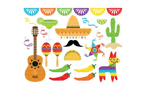 festa clipart digital clipart les cl30a by lemon studio
