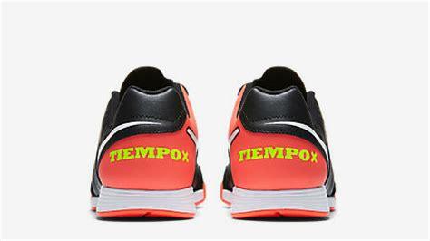 Sepatu Futsal Nike Tempo review sepatu futsal nike tiempo x genio ii black orange