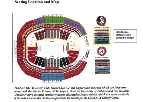 florida state stadium seating chart new details ticket prices and seating chart for 2017