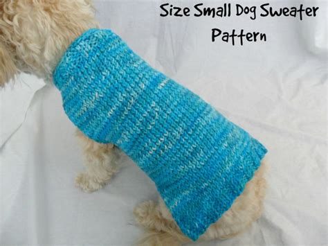 patterns for knitted dog sweaters small simple dog sweater knitting pattern pdf small dog sweater