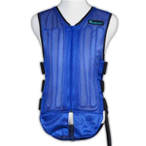 cooling vest personal microclimate cooling vest veskimo personal cooling systems