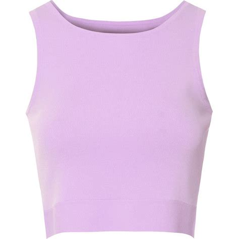 glamorous lilac seamless vest top 31 liked on polyvore