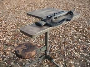 portable shooting bench doa portable shooting bench metal projects pinterest