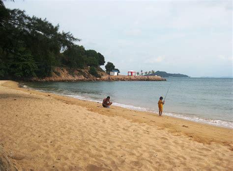 Mini 2 Di Batam menengok pantai tanjung pinggir pinggirnya indonesia