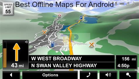 best gps for android best offline maps for android