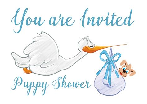 how to shower a puppy how to throw the puppy shower pered