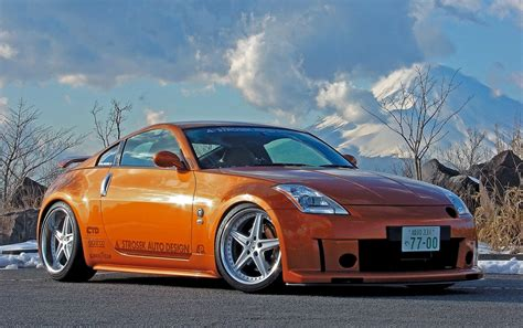 orange nissan 350z nissan 350z orange wallpapers nissan 350z orange stock