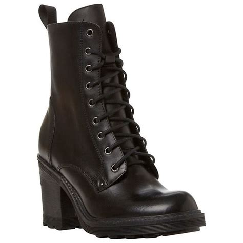 7 Gorgeous Pairs Of Lace Up Boots by 7 Pairs Of Black Lace Up Boots To Channel A 90s Rock