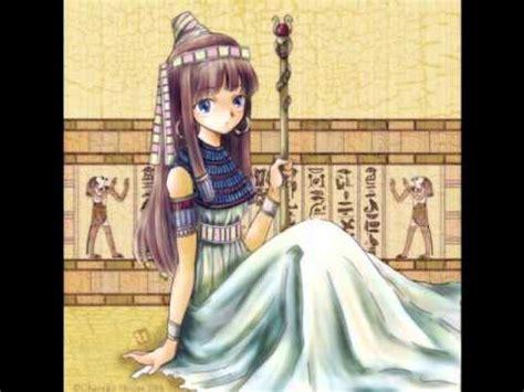 egyptian girls anime youtube