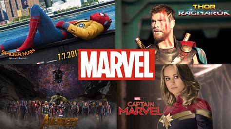 film marvel in uscita 2016 film marvel in uscita dal 2017 al 2019 upcoming marvel