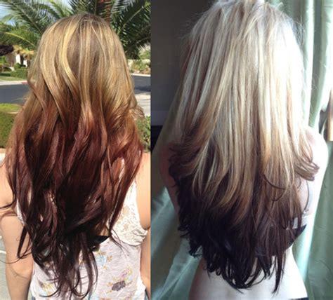 hair color advice: should i sombré, ombré, rerverse or