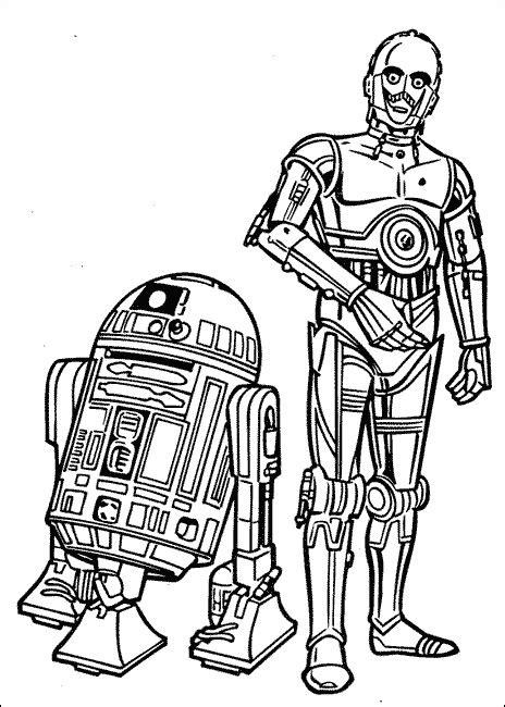 Coloriage De Star Wars | super héros | Coloriage star wars