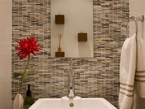 Glass Tile Bathroom Designs by Bathroom Tiles Design Tips Interior Design Ideas