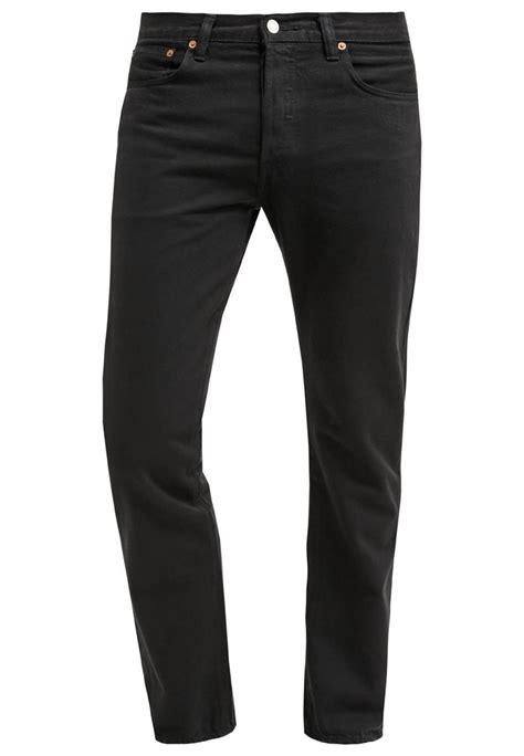 Levis 501 Ch 007 levi s 174 501 original fit jean droit black denim