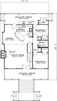 Vacation Home Floor Plans by Colwood Vacation Home Plan 055d 0846 House Plans And More