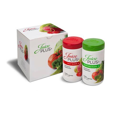 Capsule Plus Capsule orchard and garden blend juice plus