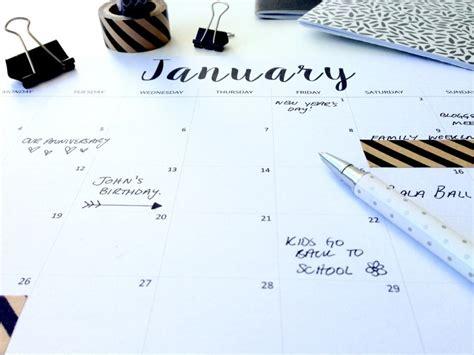 cool calendar template 20 of the prettiest printable 2016 calendars