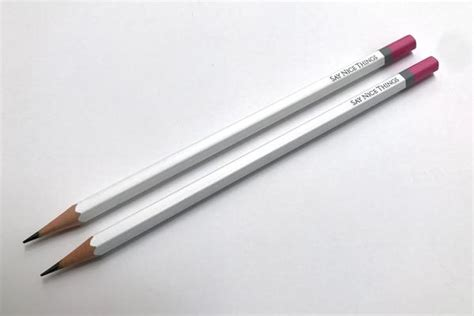 nice pencils pencils say nice things stationery