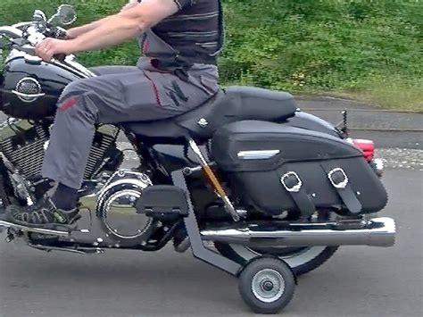 Motorrad Anmelden Und T V by Motorradfahren Mit Handicap Harley Mit St 252 Tzr 228 Der