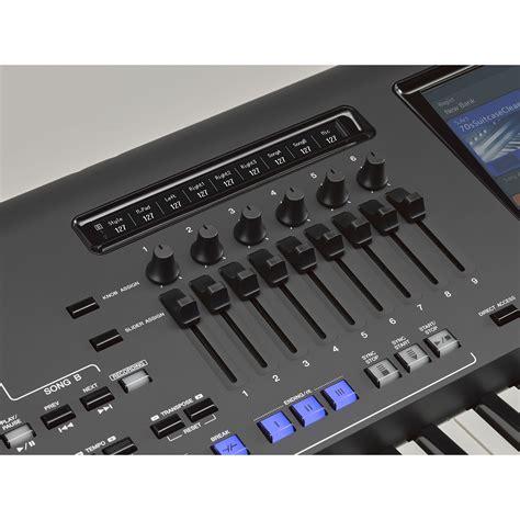 Keyboard Yamaha Genos Yamaha Genos 171 Keyboard