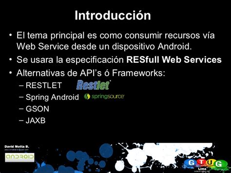 service android android web services android