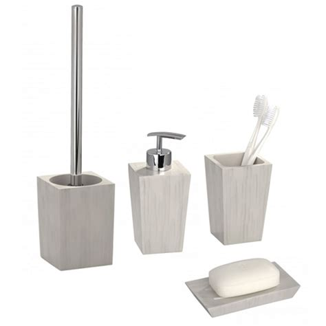 uk bathroom accessories wenko milos bathroom accessories set at plumbing uk