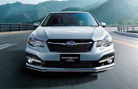 subaru legacy hybrid the subaru impreza sport hybrid is only the second hybrid