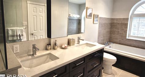 Vanity Toronto Bathroom by Toronto Custom Kitchen Cabinets Bathroom Vanities Kitchen Design Renovation Parada Kitchens