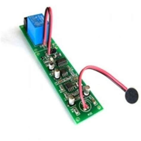 voice activated light switch sound activated switch use arduino for projects