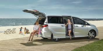 2017 Honda Odyssey Pricing For 2017 Honda Jazz Odyssey Pricing And Specs Photos 1 Of 7
