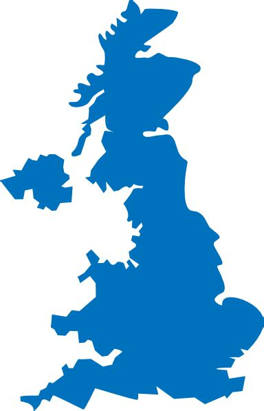 clipart uk united kingdom map clip at clker vector clip