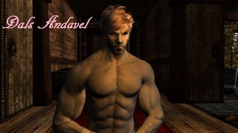 skyrim nexus better males mod male elven followers compilation at skyrim nexus mods