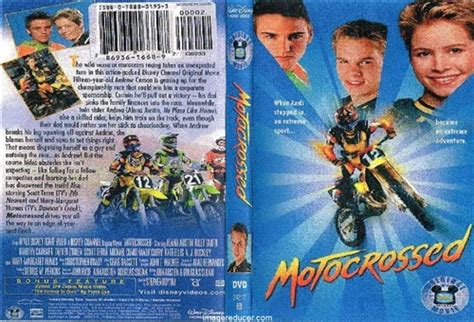 motocrossed cast motocrossed dvd 2001 5 99 disney tv movie buy now raredvds