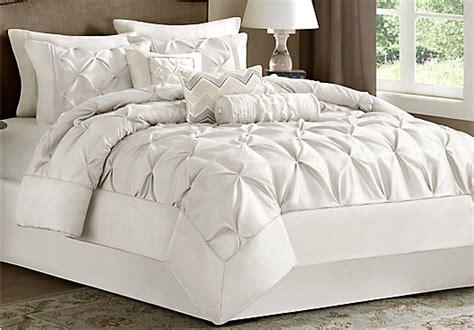 white and comforter set janelle white 7 pc king comforter set king linens white