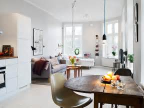 Studio Apartment Setup Exles by Small Apartment In Gothenburg Showcasing An Ingenious