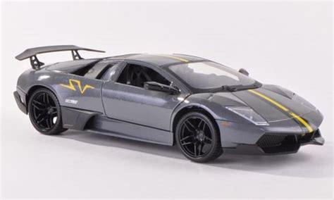 Buy Lamborghini Murcielago Lamborghini Murcielago Lp670 4 Sv Gray Matt Black Motormax
