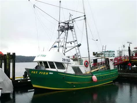 fishing boats for sale uk with licence used commercial fishing boats for sale licenced fishing