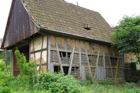 scheune restauriert referenz altenkunstadt restauerirung einer alten dorf