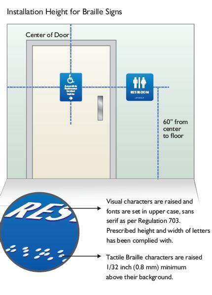 ada sink height requirements 28 ada restroom sign height requirements 5 reasons