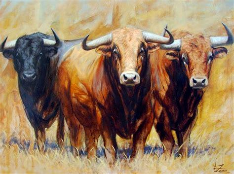 imagenes artisticas de toros pintura moderna y fotograf 237 a art 237 stica pinturas al 211 leo