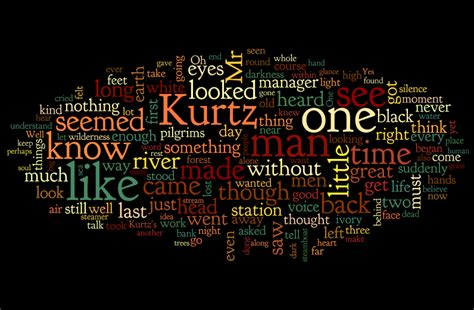 heart of darkness themes and quotes heart of darkness quotes marlow about kurtz image quotes