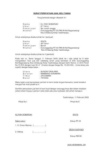 contoh surat kuasa pengambilan ijazah 7 contoh surat
