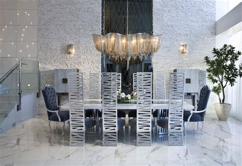 modern dining room sets miami contemporary condo in miami contemporary dining room
