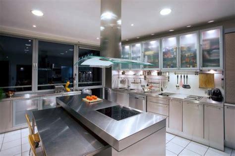 pro cuisine inox cuisine pro photo 10 20 une cuisine en inox haut