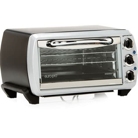 Black Decker Toaster Oven Parts Euro Pro To161 Convection Oven Walmart Com