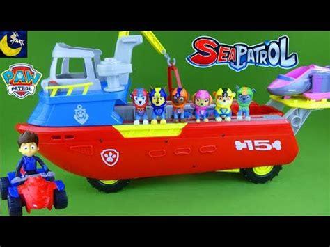 paw patrol sea patrol bath boat my size lookout tower paw patrol toys and sea patrol