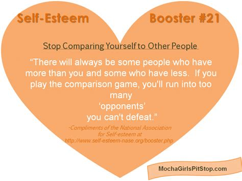 Fashion As Self Esteem Booster by Self Esteem Booster Of The Week Stop Comparing Yourself